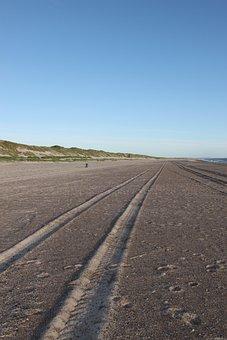 Beach, Sea, Sand, Summer