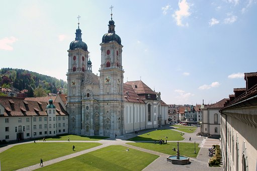 Cathedral Of St, Gallen, Unesco World Heritage Site