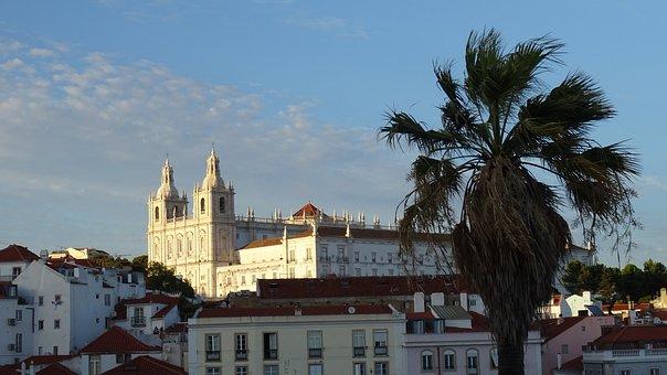 Palma, City, Houses, Architecture, Holidays, Church