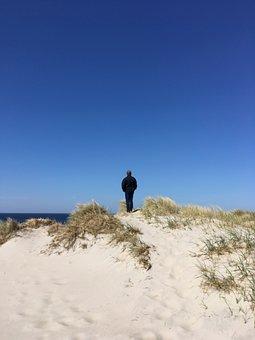 Beach, Dune, Natural, Landscape