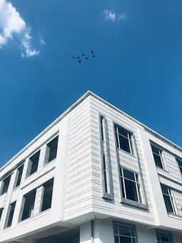 Building, Minimal, Minimalist, Minimalism, Architecture