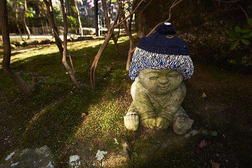 The Mountain Locations Of Daishoin Temple, Miyajima