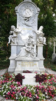 Cemetery, Monument, Falls, Memory, Sculpture, Tomb