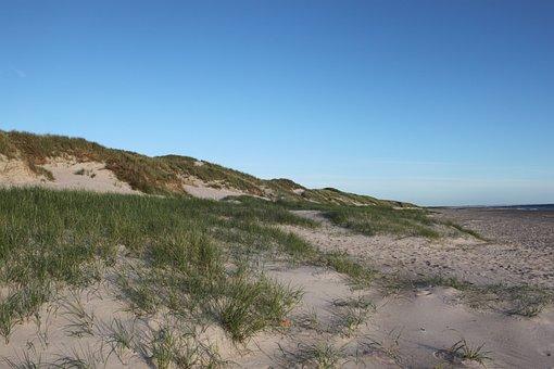 Dune, Sand, Natural, Beach, Coastal