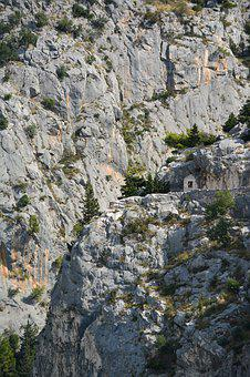 House In Rock, Cliff, Mountain, Outdoor, Hiking, Scenic