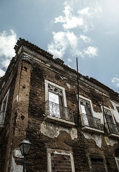 Sky, Building, Architecture, Historic, Structure, Old