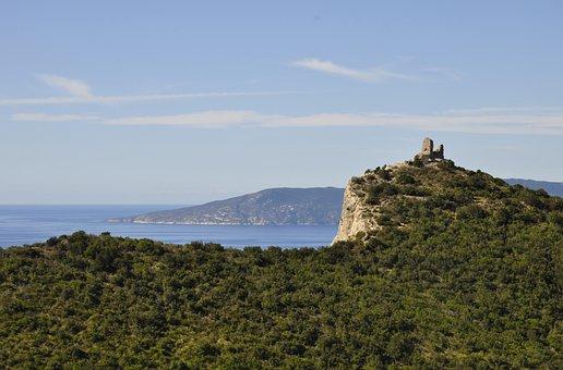 Landscape, Sea, Tuscany, Island Lily, Trekking, Nature