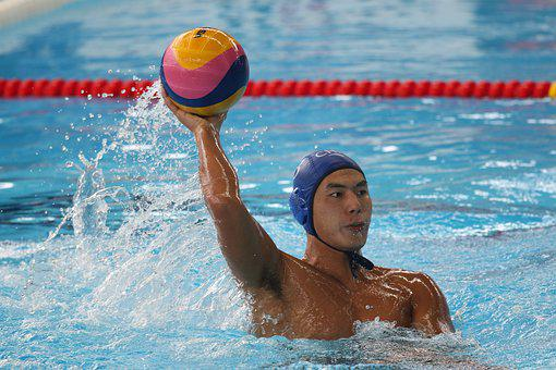 Polo Air, Sport, Water Sport, Water, Pool, Activity