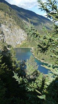 Bergsee, Brenner Pass, Travel, Europe, Hiking