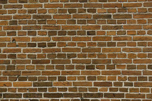 Wall, Brick, Architecture, Building, The Background