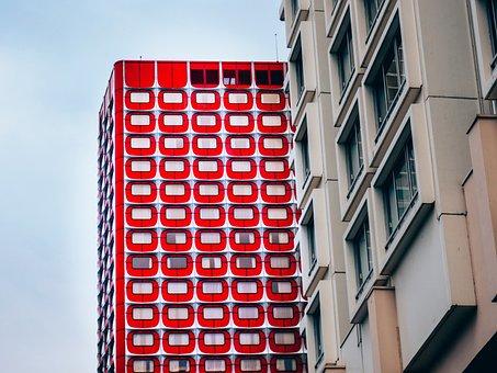 Business, Building, Skyscraper, City, Architecture