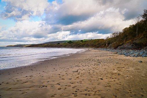 Beach, Coast, Coastal, Sea, Ocean, Water, Nature, Sky