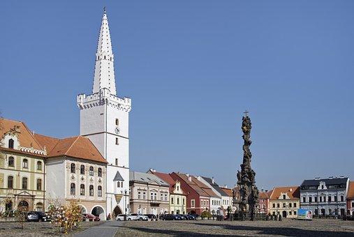 Czech Republic, Kadaň, Bohemia, Historic Center