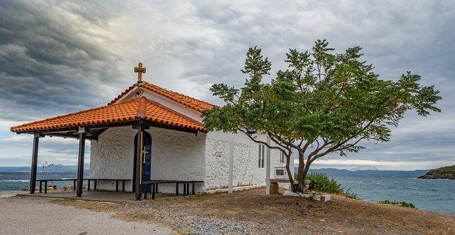 Greece, Mediterranean, Vacations, Island, Sea