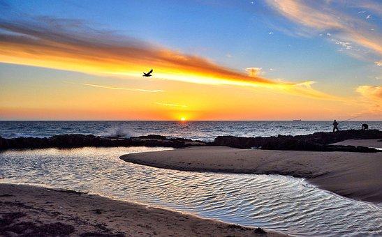 Ocean, Indian Ocean, Landscape, Tourism, Water, Sea