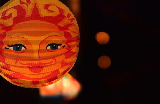 Lantern, Lantern Run, Autumn Custom, Martin's Day