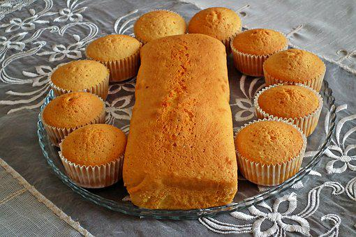 Muffins, His Grandmother, Food, Delicious, Eating