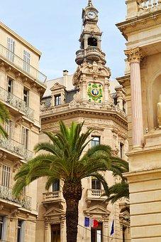 France, Toulon, Rest, Urban Landscape, Provence