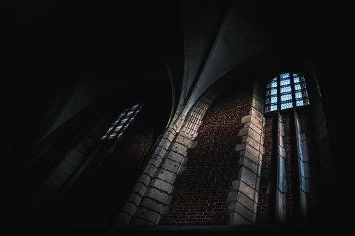 Light, Church, Architecture, Religion, Window, Colorful