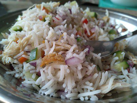 Rice, Decoration, Home, Lifestyle, Coffee, Bed