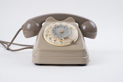 Old, Phone, Communication, Antiques, Nostalgia Vintage