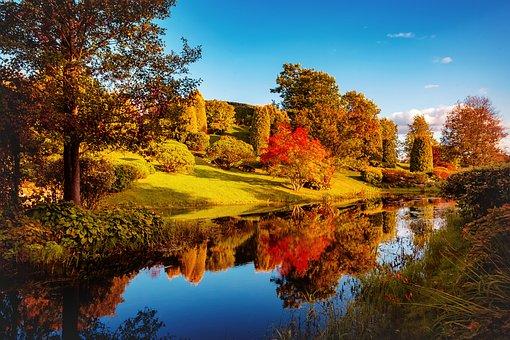 Nature, Landscape, Autumn, Beauty