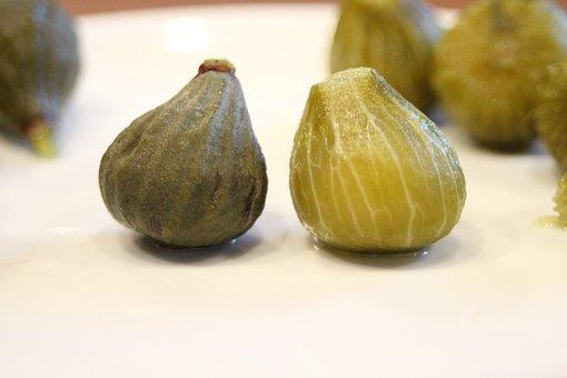 Unripe Figs, Harvest, Green, Culinary Arts, Garden