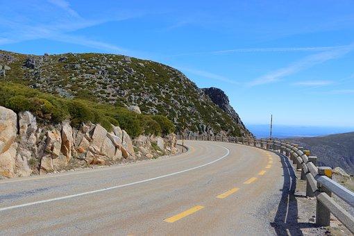 Roadtrip, Hills, Portugal, Landscape, Travel, Scenery