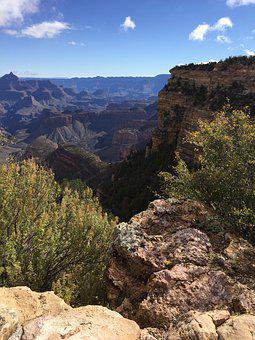Grand Canyon, Travel, Arizona, Nature, Landscape