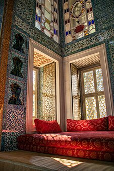 Topkapi, Istanbul, Turkey, Palace, Castle, Historically