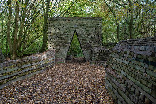 Ecokathedraal, Fryslân, Friesland, Nature, Outdoors