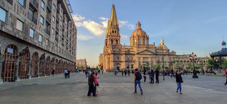 Guadalajara, Mexico, Jalisco, Architecture, City