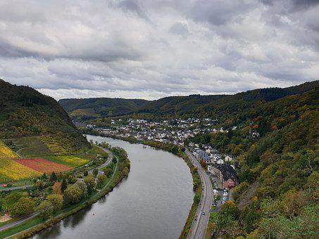 Cochem On The Mosel, Mosel, Cochem, Sachsen