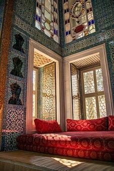 Topkapi, Istanbul, Pa, Turkey, Palace, Castle