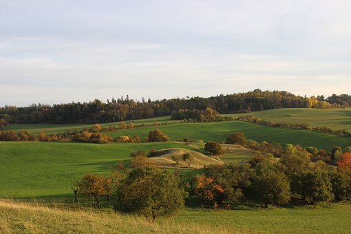 Panorama, Thuringia Germany, Reported