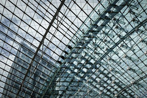 Architecture, Glass Roof, Glass, Window, Modern, Roof