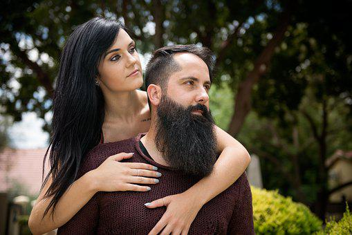 Beard, Bearded, Man, Model, Mode, Hairstyle, Male