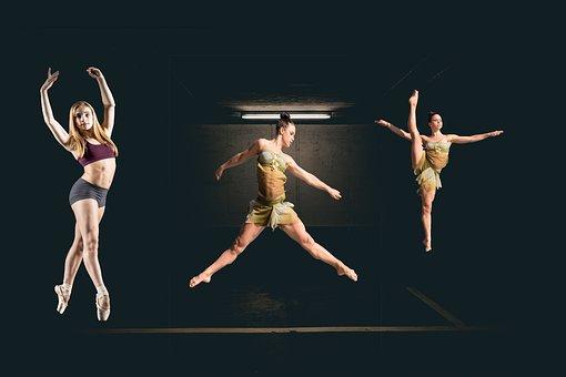 Ballerina, Performance, Dancers, Ballet, Girls, Female