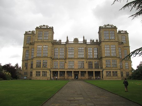 Hardwick, Hall, Tudor, Architecture, Derbyshire