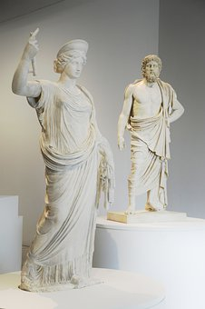 Hera, Goddess, Divinity, Farnese, Zeus, King, God