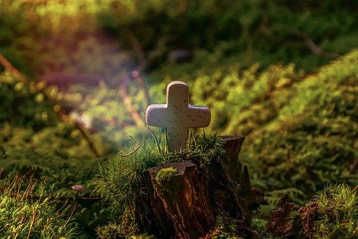 Cross, Faith, Religion, Jesus, God, Christ, Light, Pray