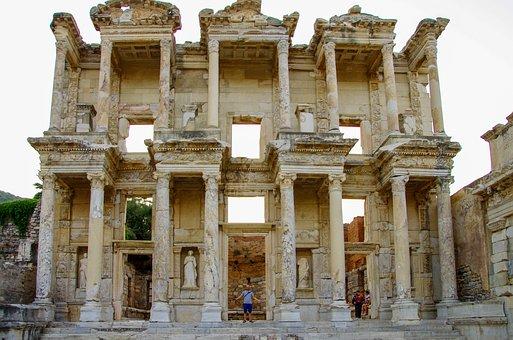 The Temple Of Artemis, Artemis, Selçuk, Izmir, Great