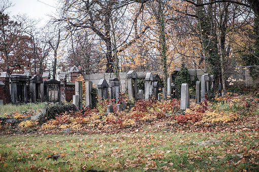 Cemetery, Graves, The Tomb Of, Bereavement, Tombstone