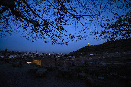 Tbilisi, Georgia, Tourism, Mostafa Meraji, Architecture