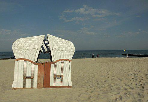 Baltic Sea, Clubs, Togetherness, Beach, Vacations