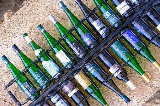 Bottle, Wine Bottles, Alcohol, Wine, Drink, Glass