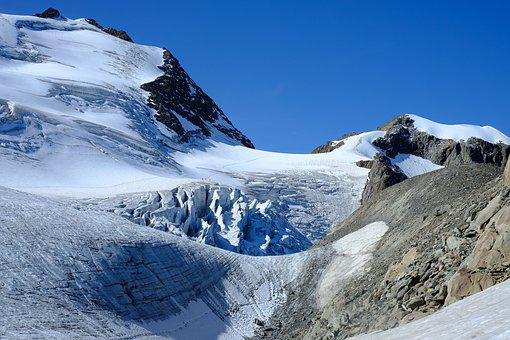 Stein Glacier, Pet Mountain, Front Animal Mountain