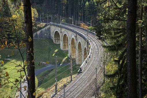 Train, Rails, Railway, Travel, Traffic, Transport