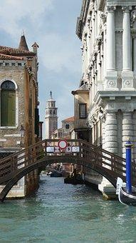 Venice, Channel, Canal Grande, Historically, Venetian