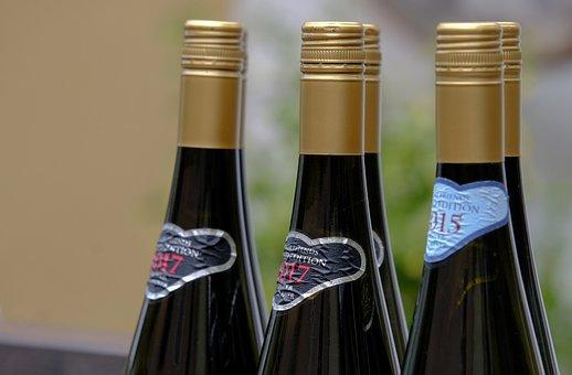 Bottle, Wine Bottle, Alcohol, Drink, Glass Bottle, Wine